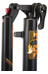 Fox Racing Shox 32 Float-K 27.5 Factory 3Pos-Adj FIT4 120 15QR tapered schwarz